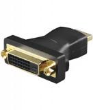 DVI Adapter HDMI auf DVI HDMI-ST/DVI-BU