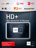 Sat Pay-TV HD Plus Karte 12 Monate