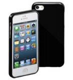 IPhone 5 Schutzhülle Silikon schwarz