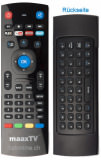 IPTV MaaxTV Airmouse for All Maax TV