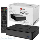 Ricevitore IPTV MAG 351 UHD Premium 4K Streambox