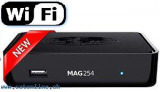 IP-TV MAG254 WIFI VOD OTT Streambox