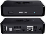 IP-TV  MAG254 VOD OTT Streambox