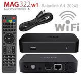 IPTV MAG 322 W1 WiFi Streambox