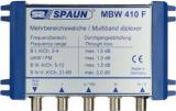 Mehrbereichsweiche Spaun MBW 410 WSG