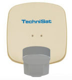 Technisat Multytenne DuoSat single beige