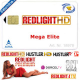 Sat Pay-TV  Redlight Mega Elite 15CH 12M