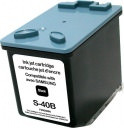 Tinte schwarz Samsung M40, SF330 schwarz