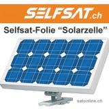 Film spécial Selfsat cellule solaire