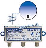Sat Bereichsweiche Spaun SEW 121 F