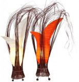 Stehlampe Bonga Orange 50cm