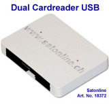 Cardreader USB Stinger Double