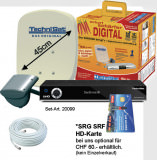 Sat pack Technisat Multytenne Digit Isio Viaccess