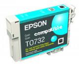 Tinte farbig Epson Stylus C79, CX3900 CYAN