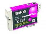 Tinte farbig Epson Stylus C79, CX3900 magen