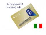 Sat Pay-TV TIVU SAT Smartcard aktiviert