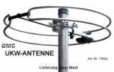 DAB+ / UKW Radio-Antenne DMC Ringpol