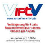 VIPTV Internet 40Kanal Porno Erneuerung