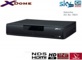 Sat Pay-TV Sky Italia HD Receiver Xdome